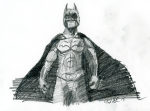 Batman Dark Knight - pencil