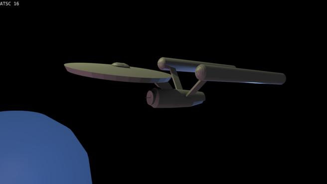 Enterprise 3d Speed Sketch